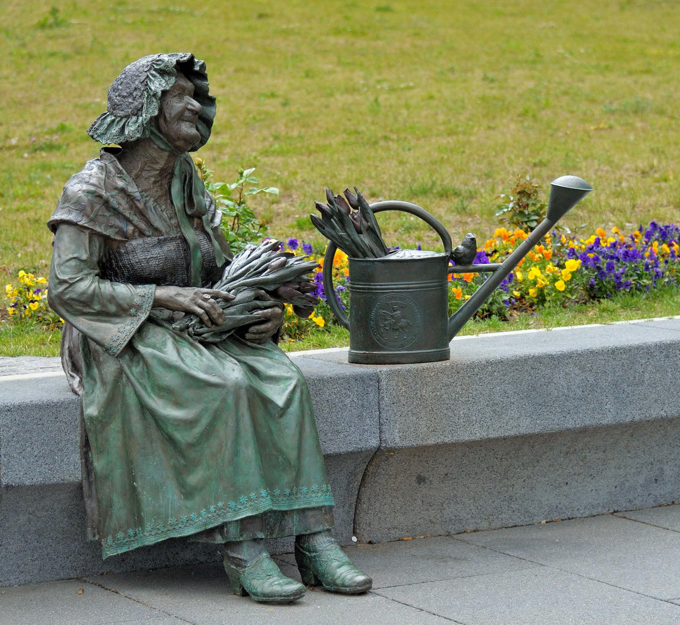 Bertha Klingberg Platz Schwerin