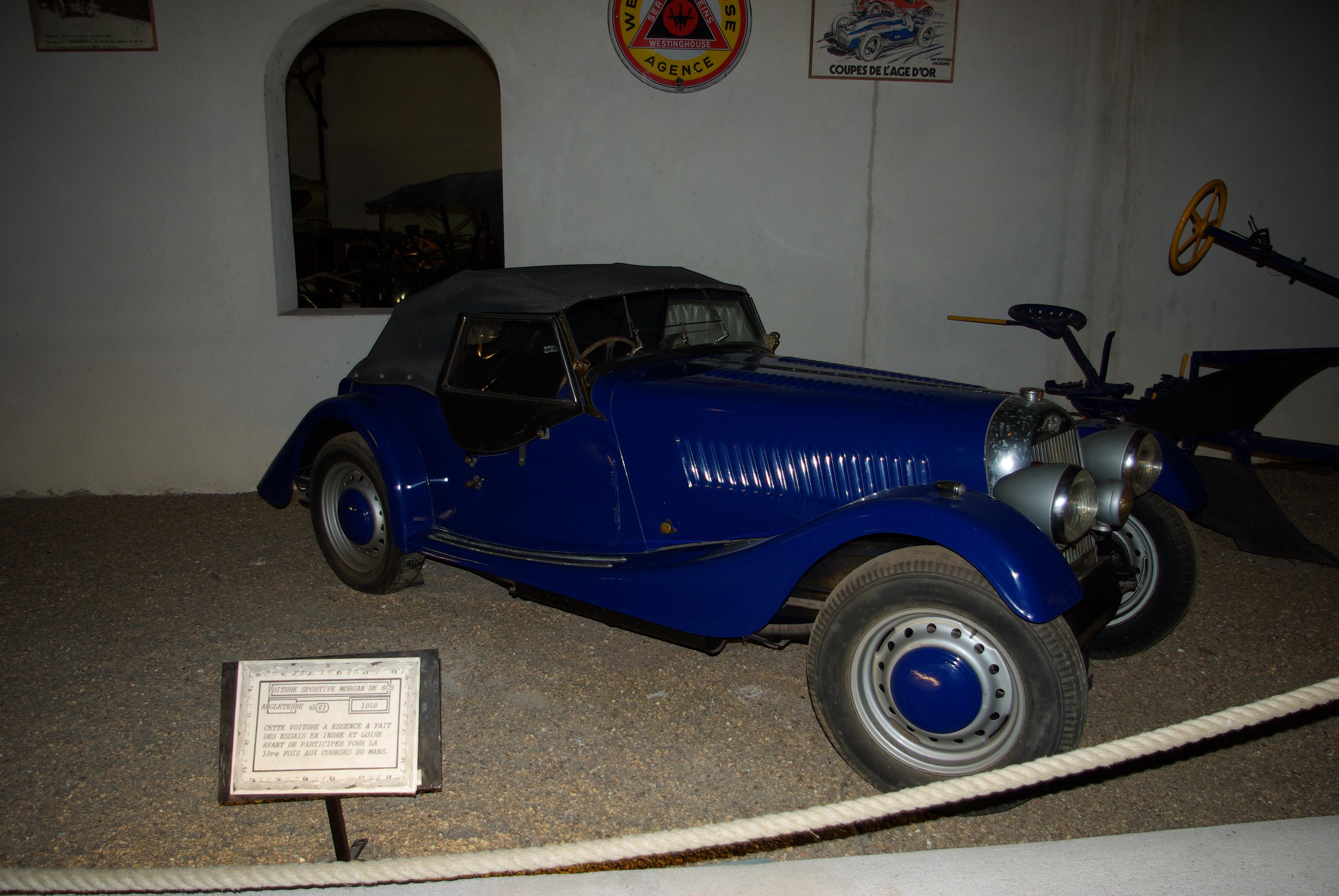 File Morgan Racing Car 1950 Jpg Wikimedia Commons