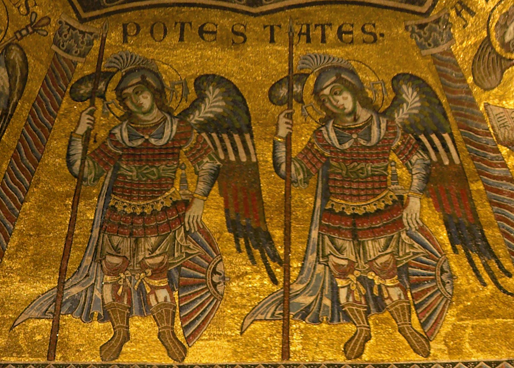 Resultado de imagen para Virtudes angélicas