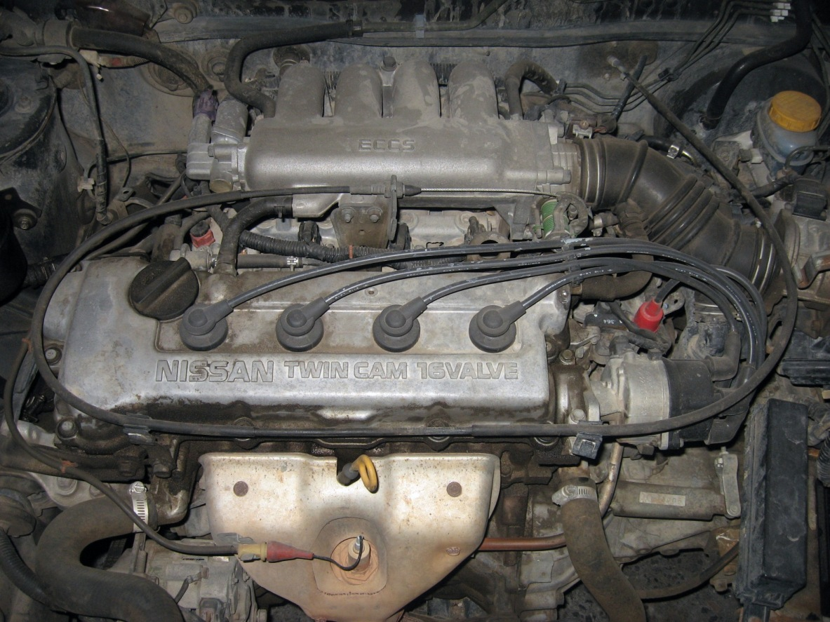 Nissan GA engine - Wikipedia on