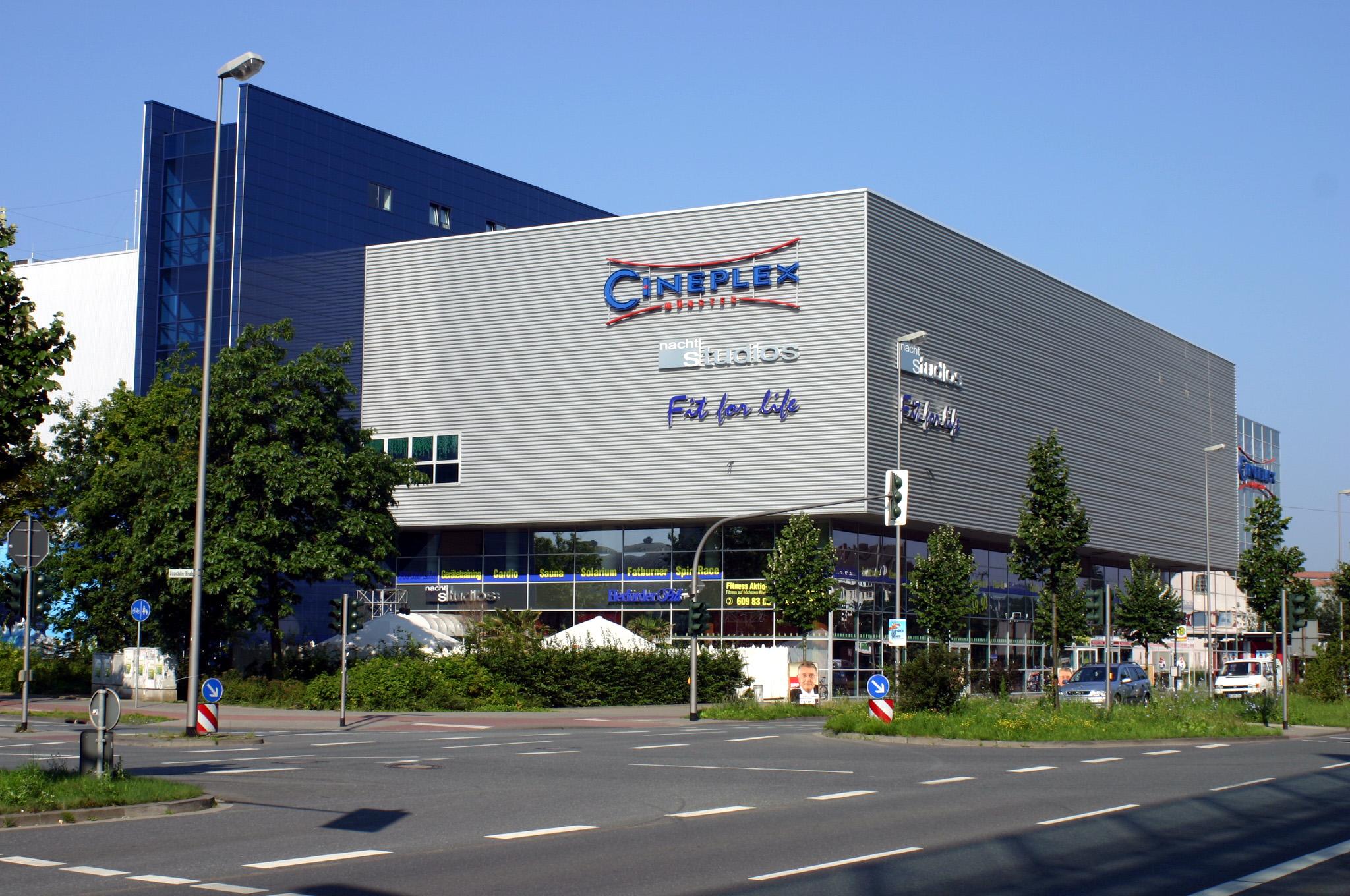 Cineplex Münster Münster