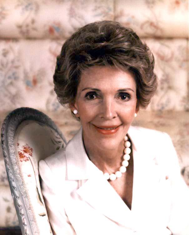Nancy reagan foto 49