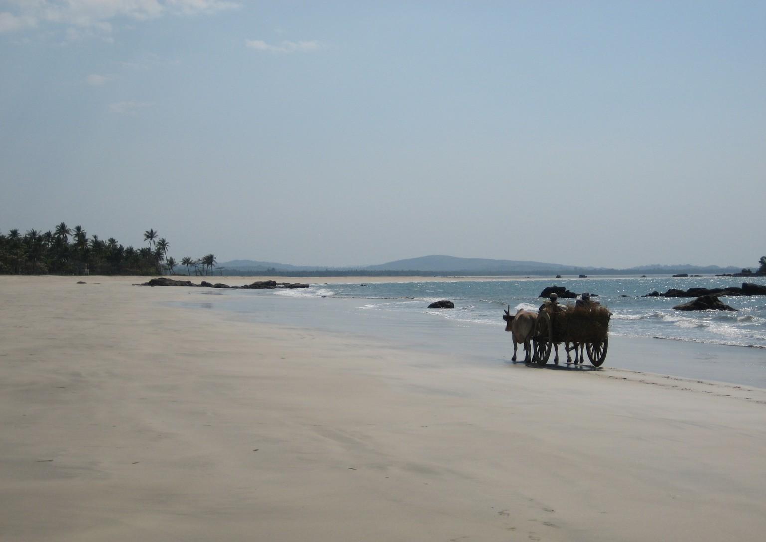 Ngwe Saung Beach Resort Bilder