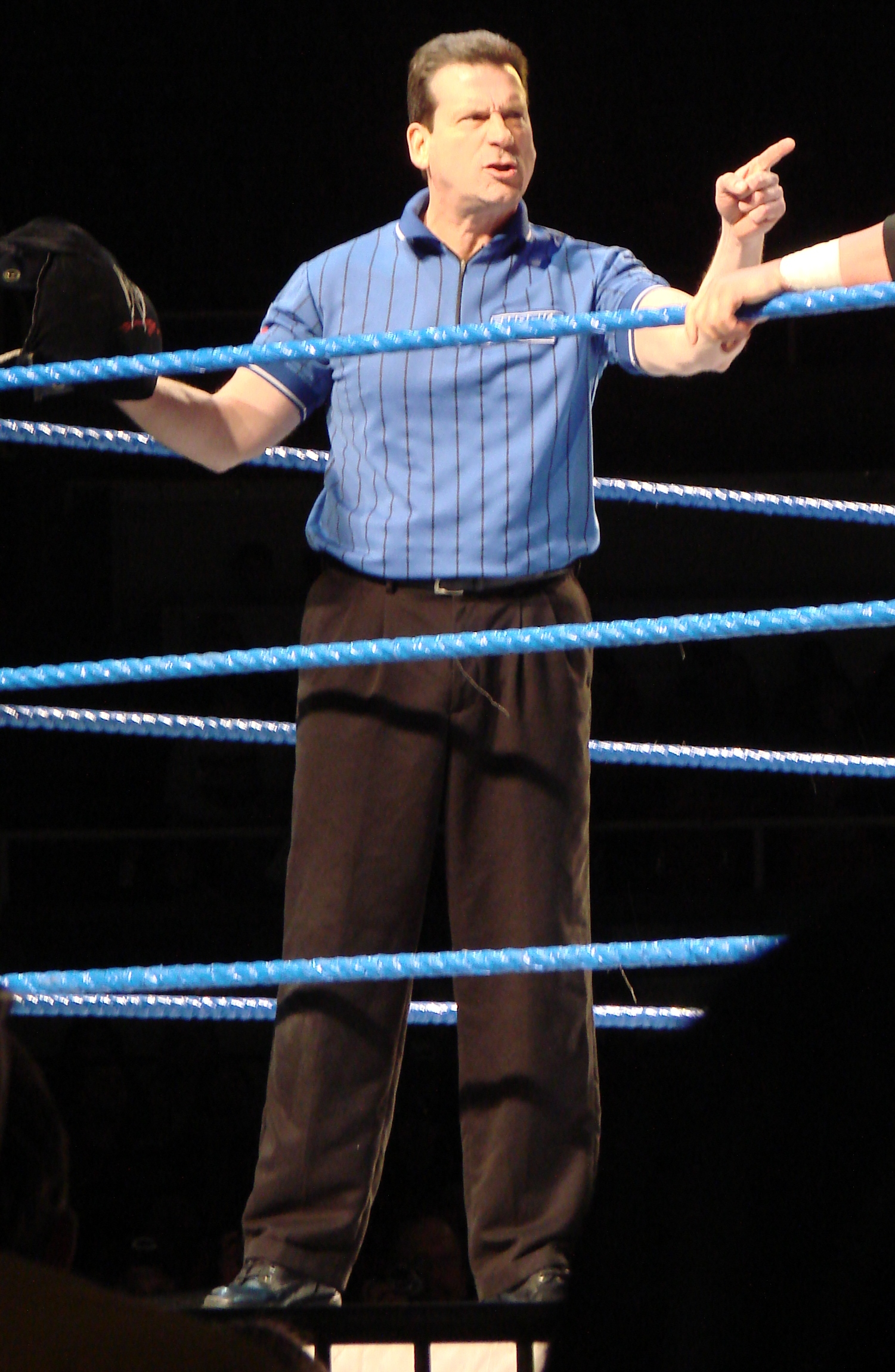 Nick Patrick Referee Wikipedia Joseph jody hamilton (born august 28, 1938) is an american retired professional wrestler and current wrestling promoter and trainer. nick patrick referee wikipedia