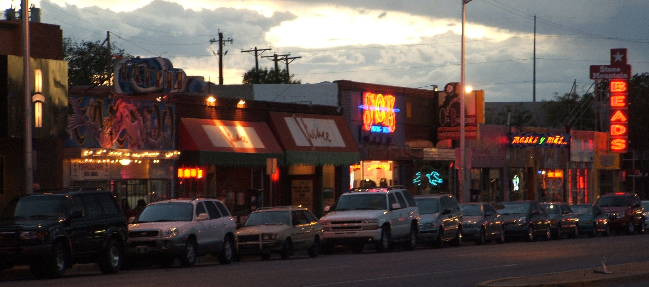 Best Albuquerque Restaurants Nob Hill