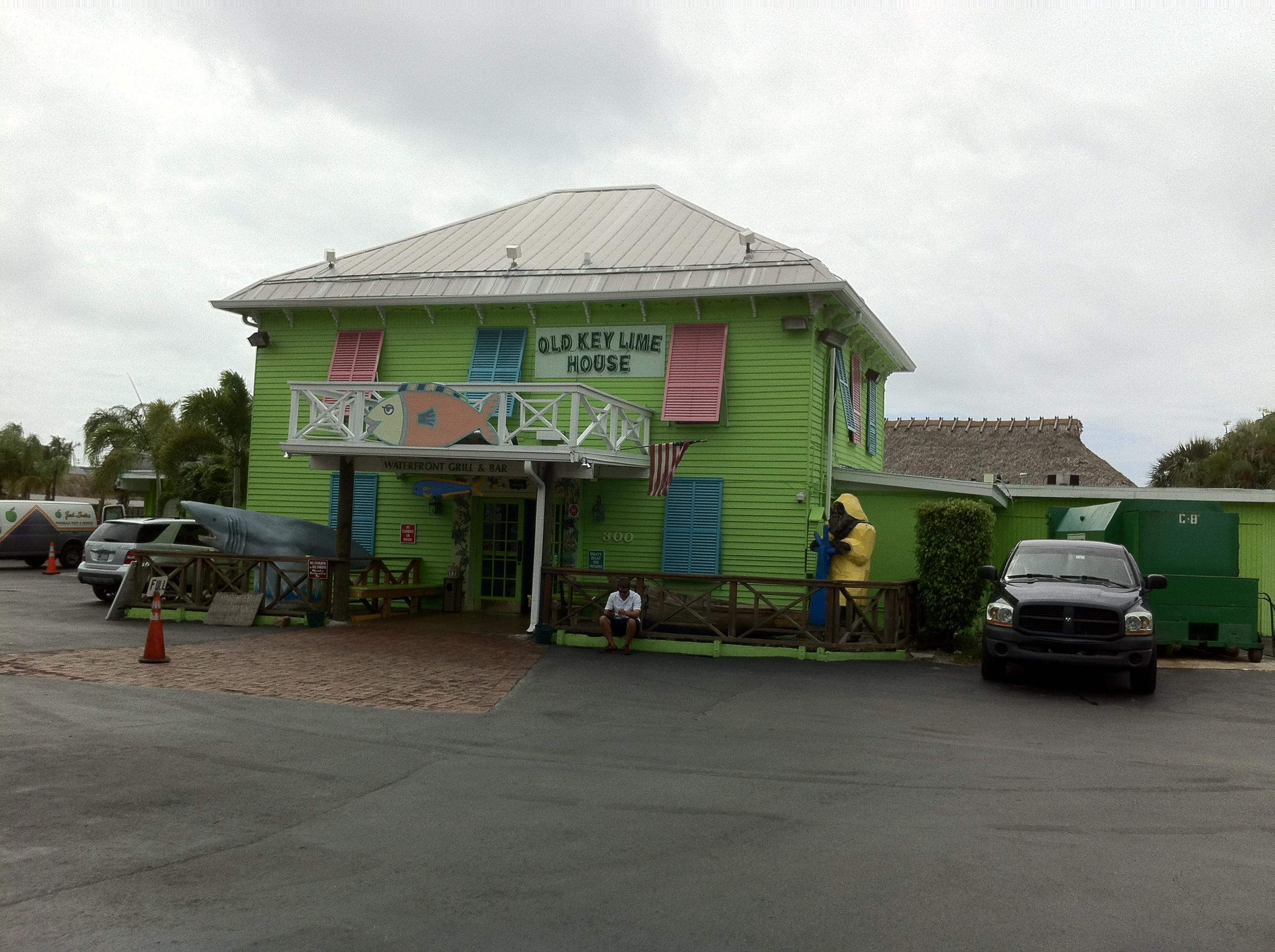 File Old Key Lime House Lantana Florida 01 Jpg