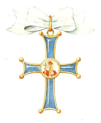 Orden de San.  Olga Russia.jpg