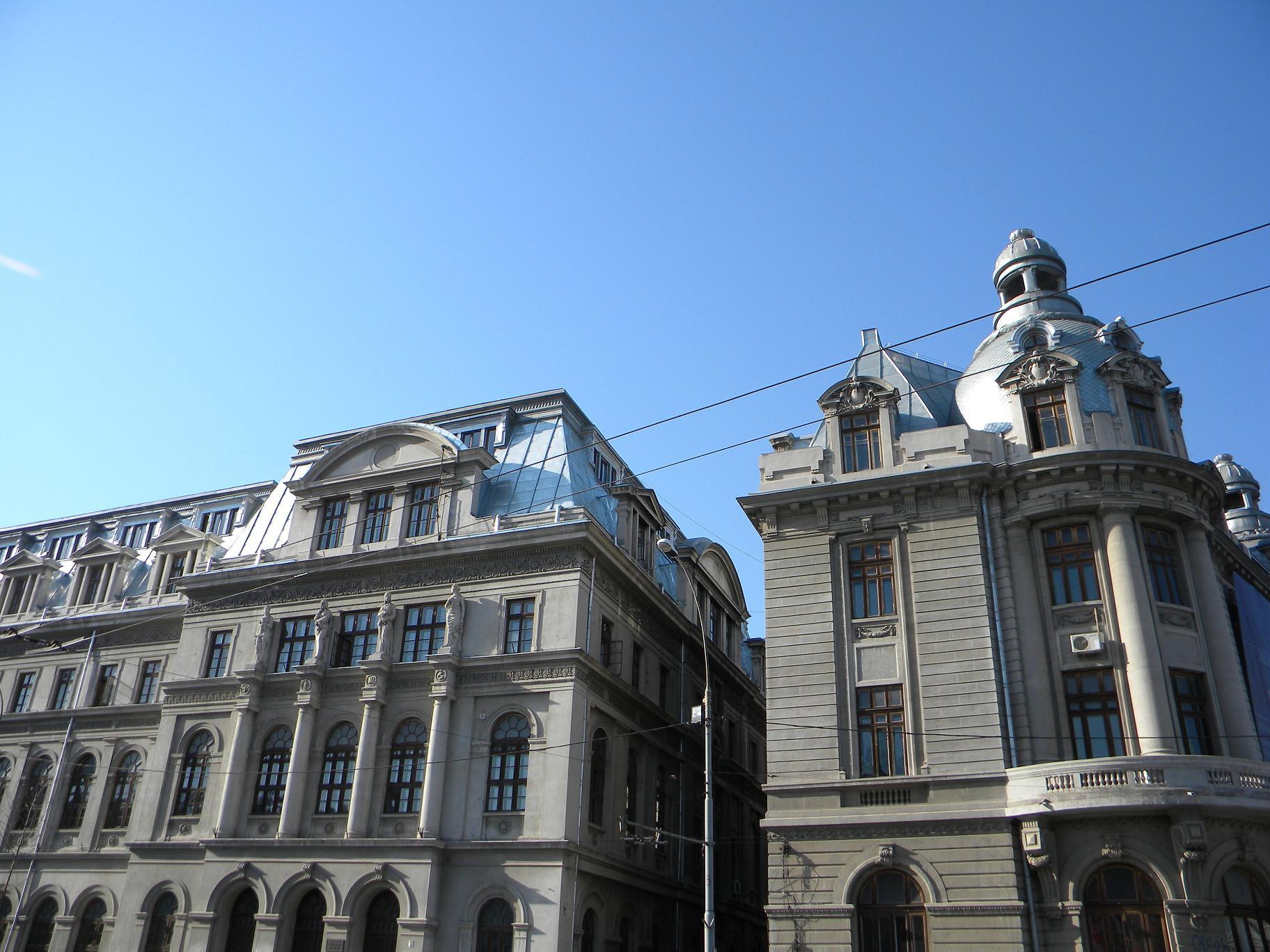File:Palatul Universitatii - Universitatea Bucuresti ...