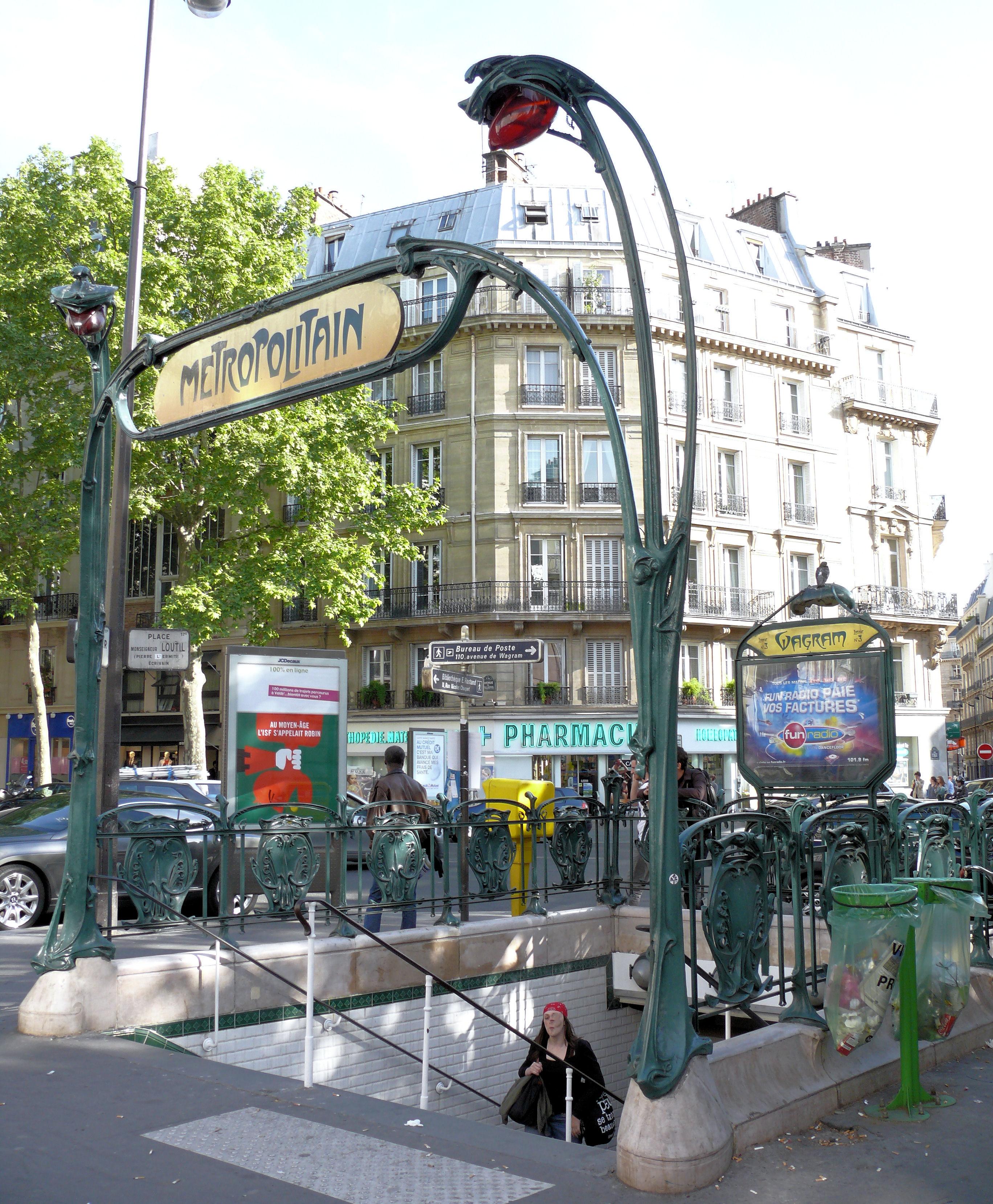 Wagram (stanice metra v Paříži)