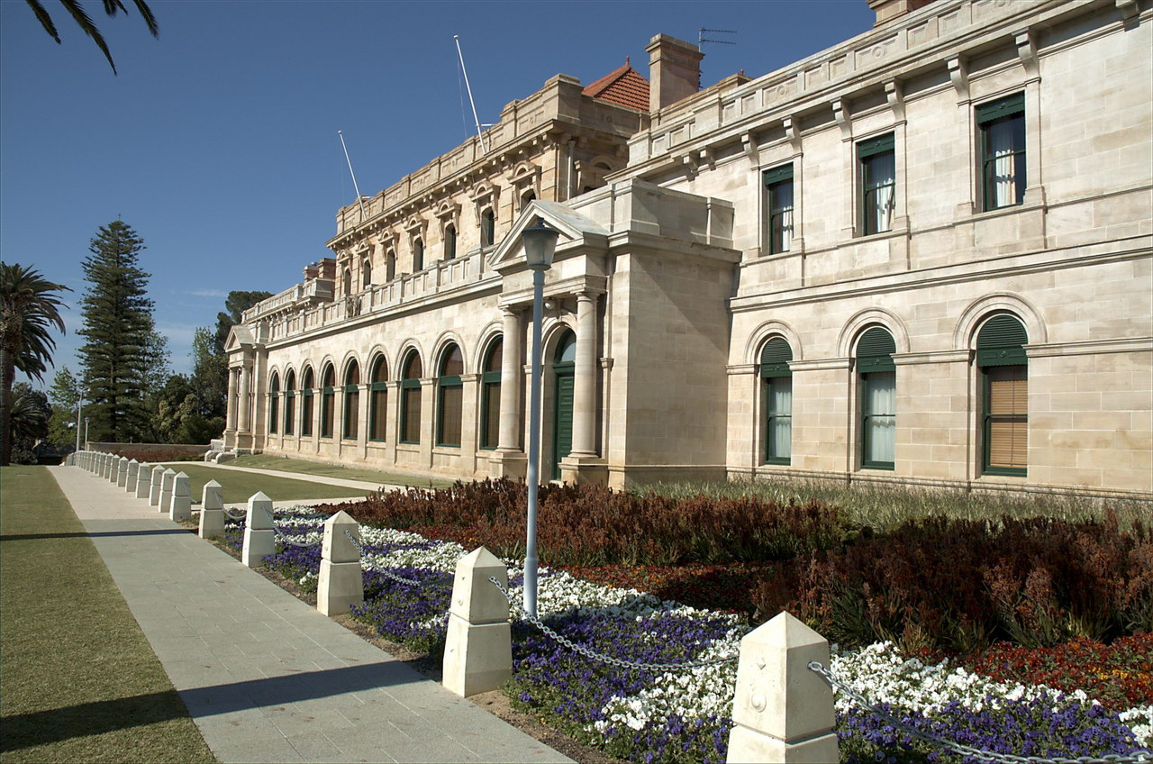 Home of the Parliament of Western Australia