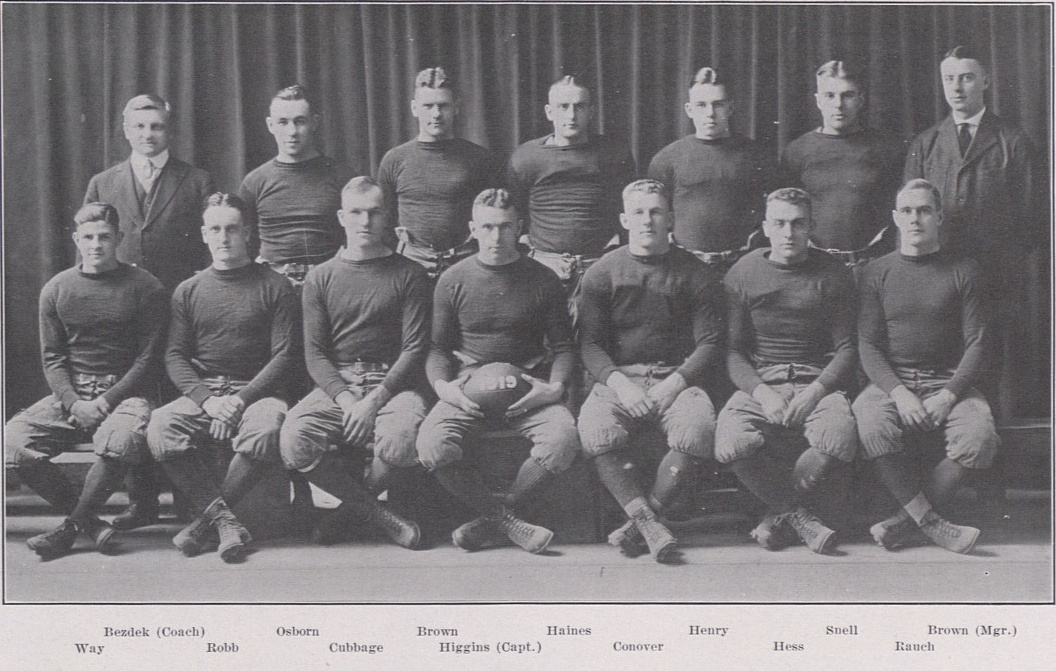 1919 Penn State Nittany Lions football team - Wikipedia