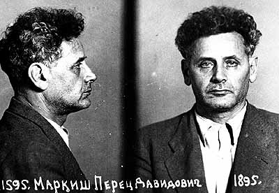 Peretz Markish - MGB (USSR) Prison photo. 1949.jpg