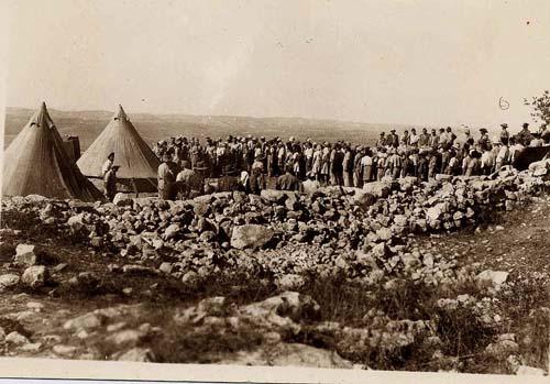 """""""משואות יצחק"""" עולה לגוש עציון 1945"""