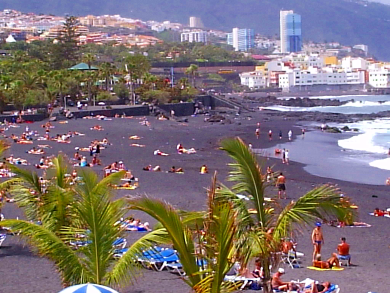 File playa jardin tenerife wikimedia commons for Aparthotel jardin de playa