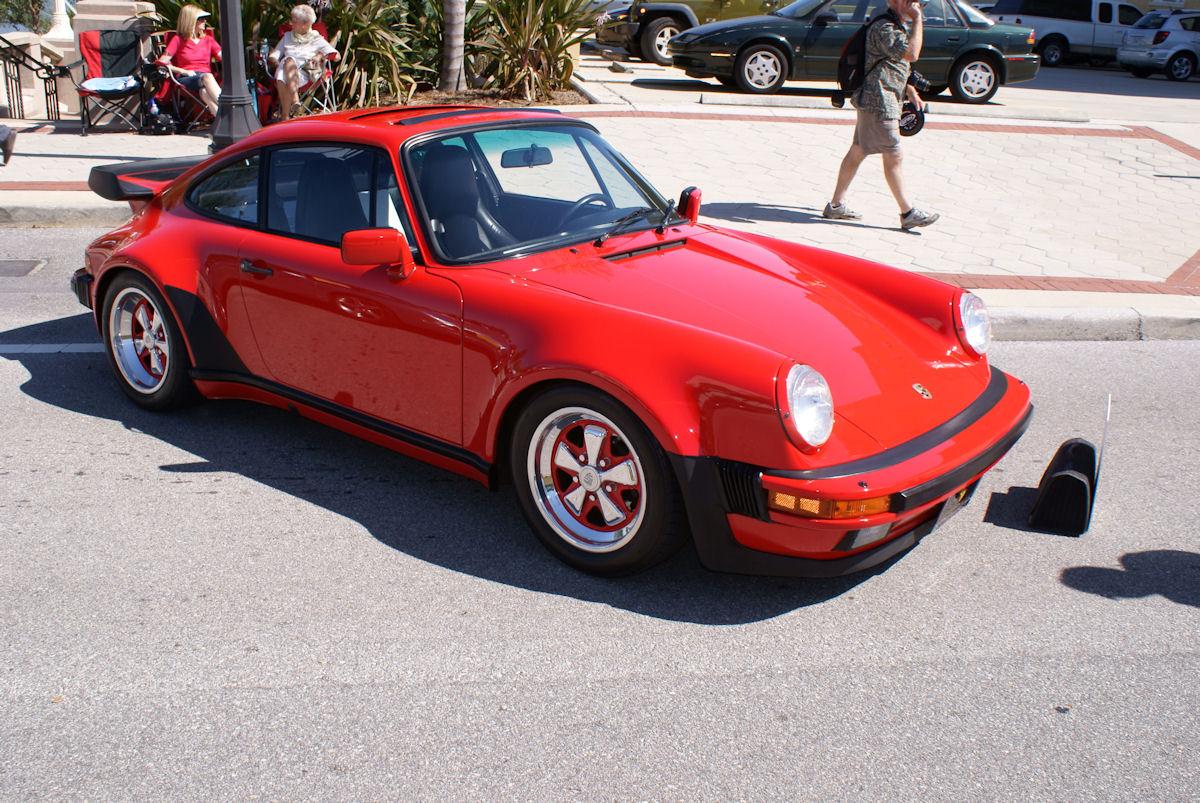 File Porsche 911 1987 Turbo Rsidefront Lake Mirror Cassic