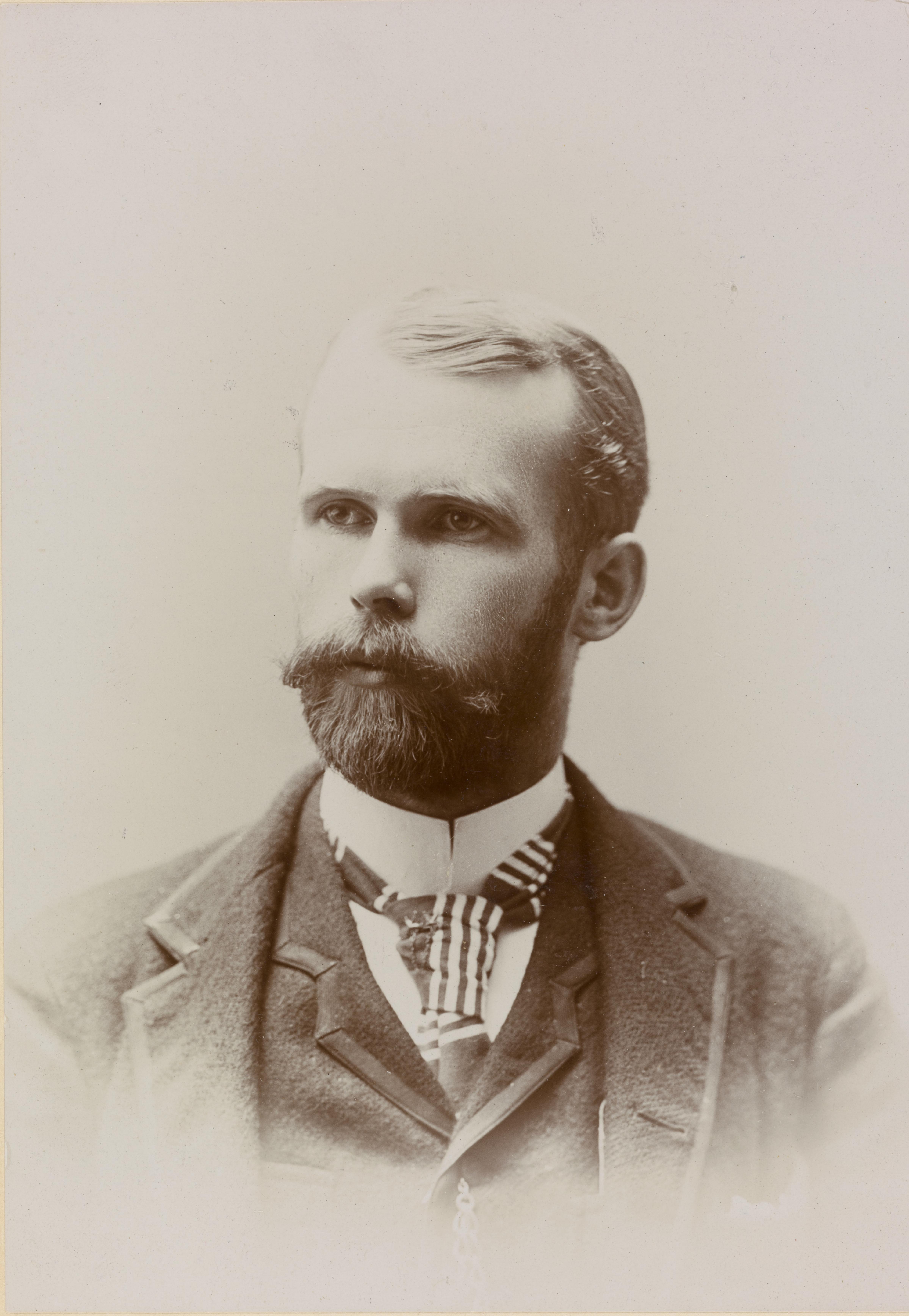 Image of Anders Beer Wilse from Wikidata