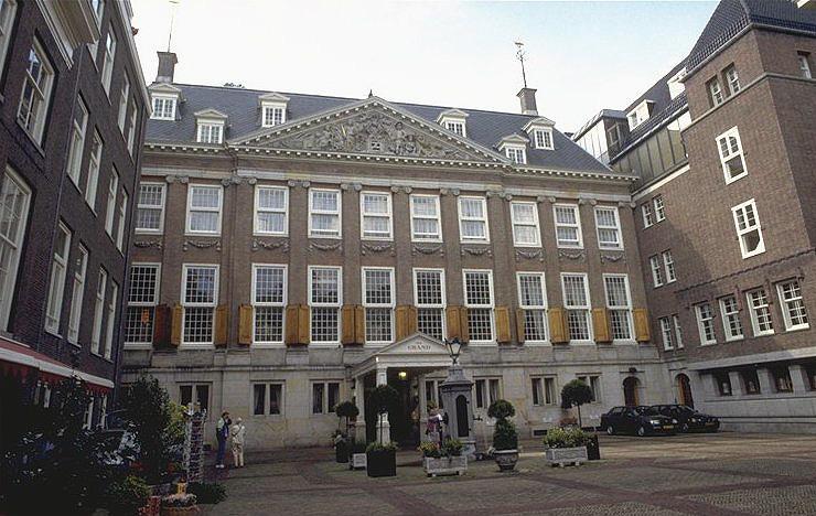 Raadhuis Hotel Amsterdam