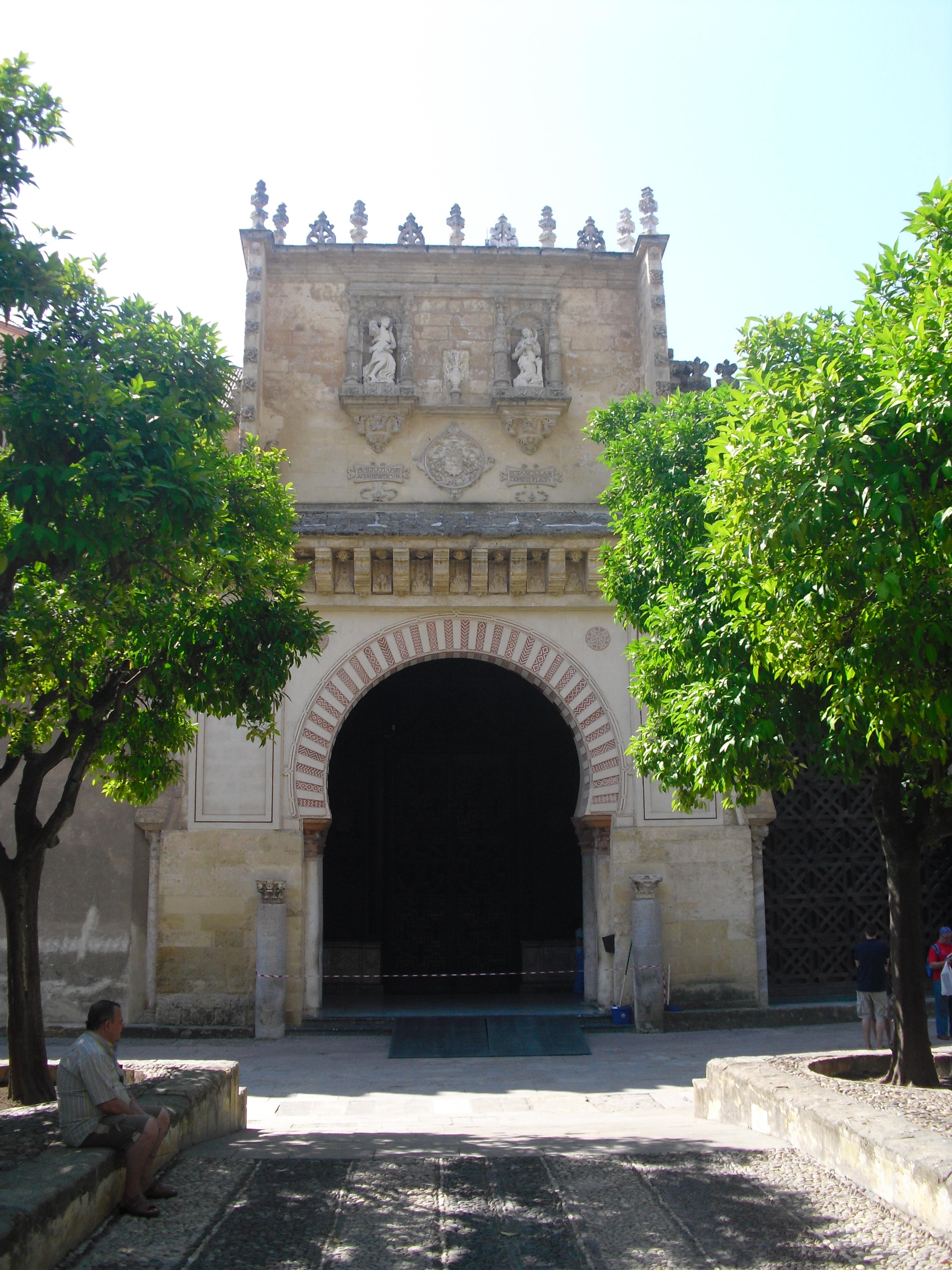 File puerta de las palmas mezquita de c - Puertas las palmas ...