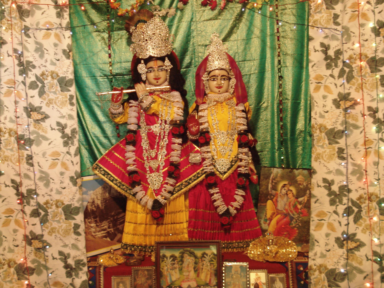 Radha Krishna Vrindavan