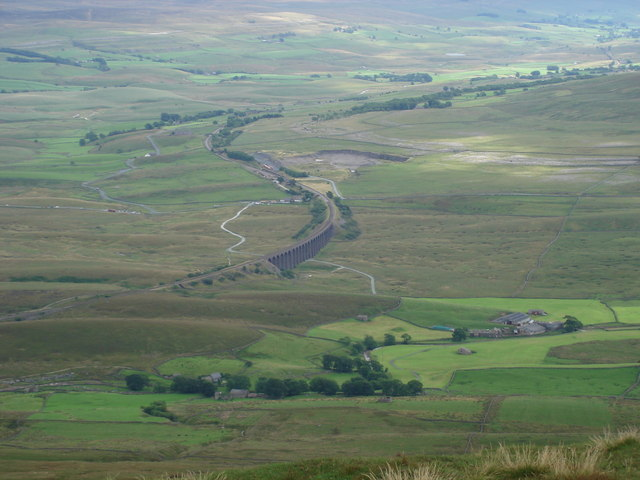 Ribblehead Viaduct - geograph.org.uk - 367849