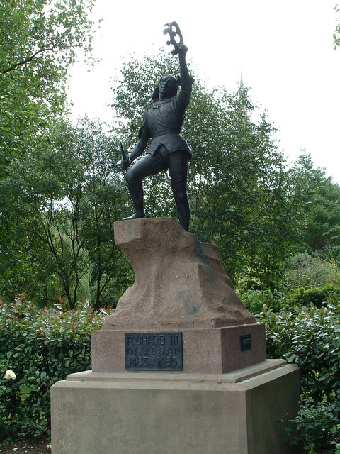 Richard the Third - geograph.org.uk - 565655.jpg