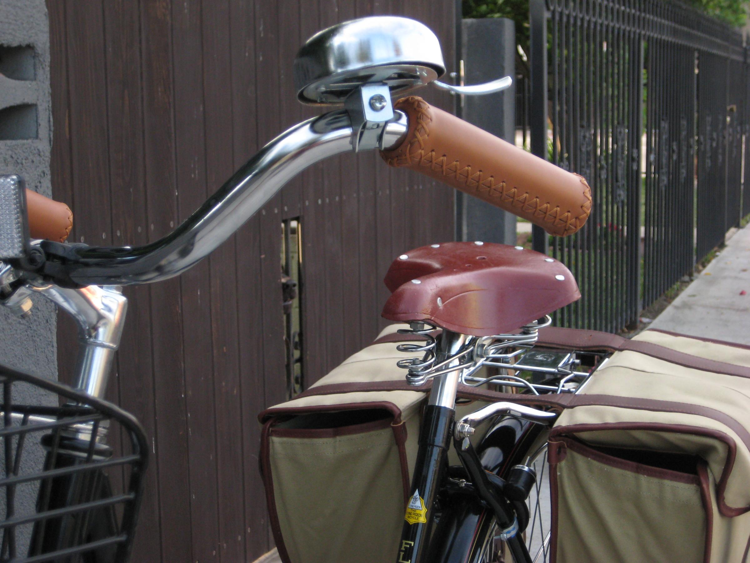 Bikes Handlebar Brake Facts Bicycle bell