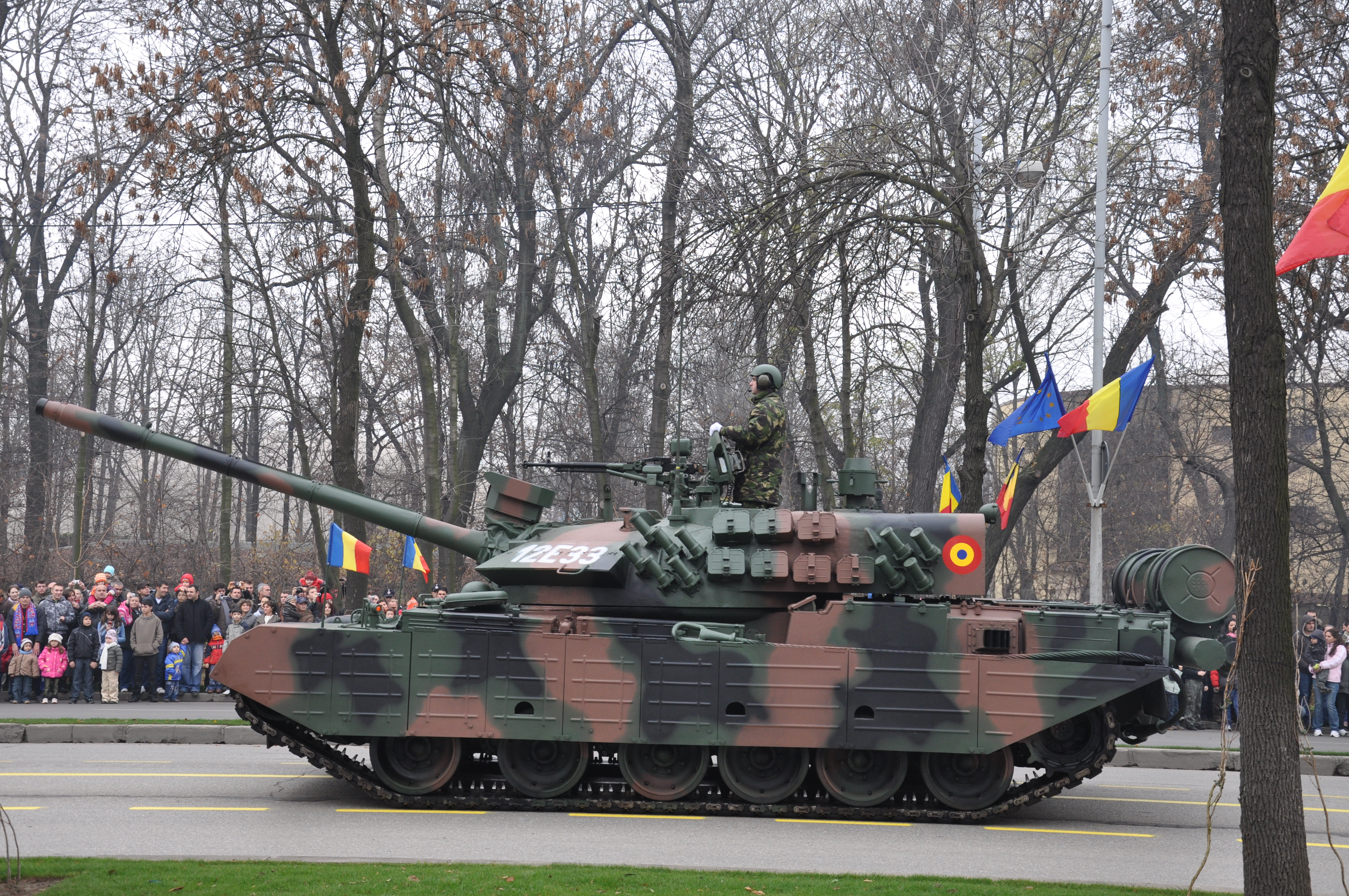 File:Romanian Tank TR-85M1 - 01.jpg - Wikimedia Commons