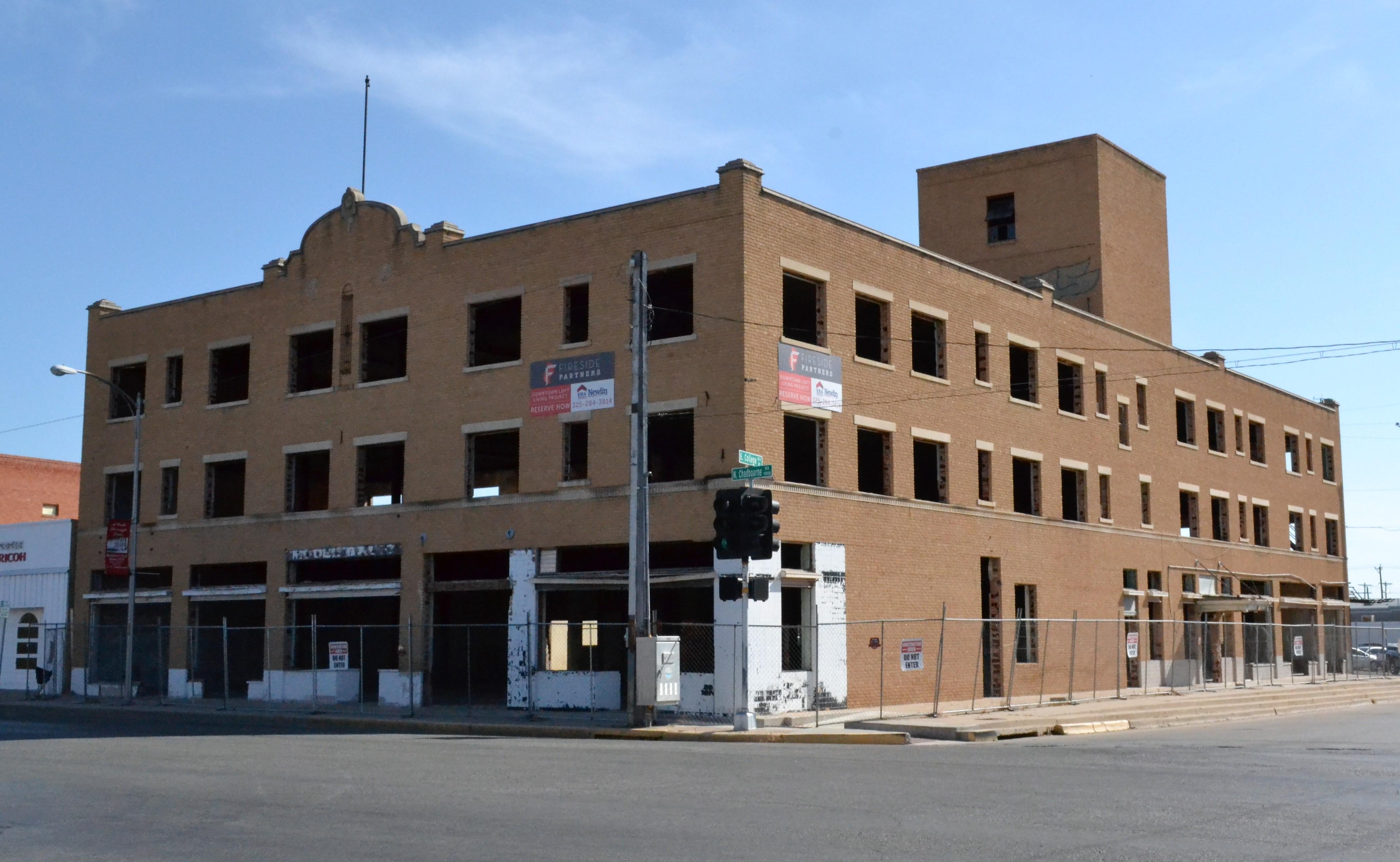 File Roosevelt Hotel San Angelo Tx Jpg