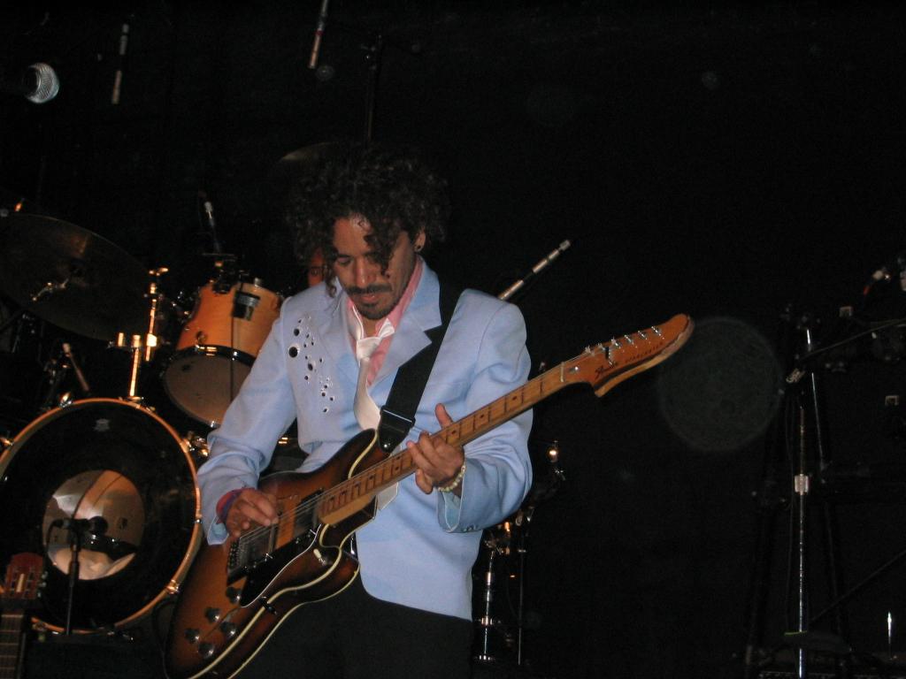 Rubén en 2003