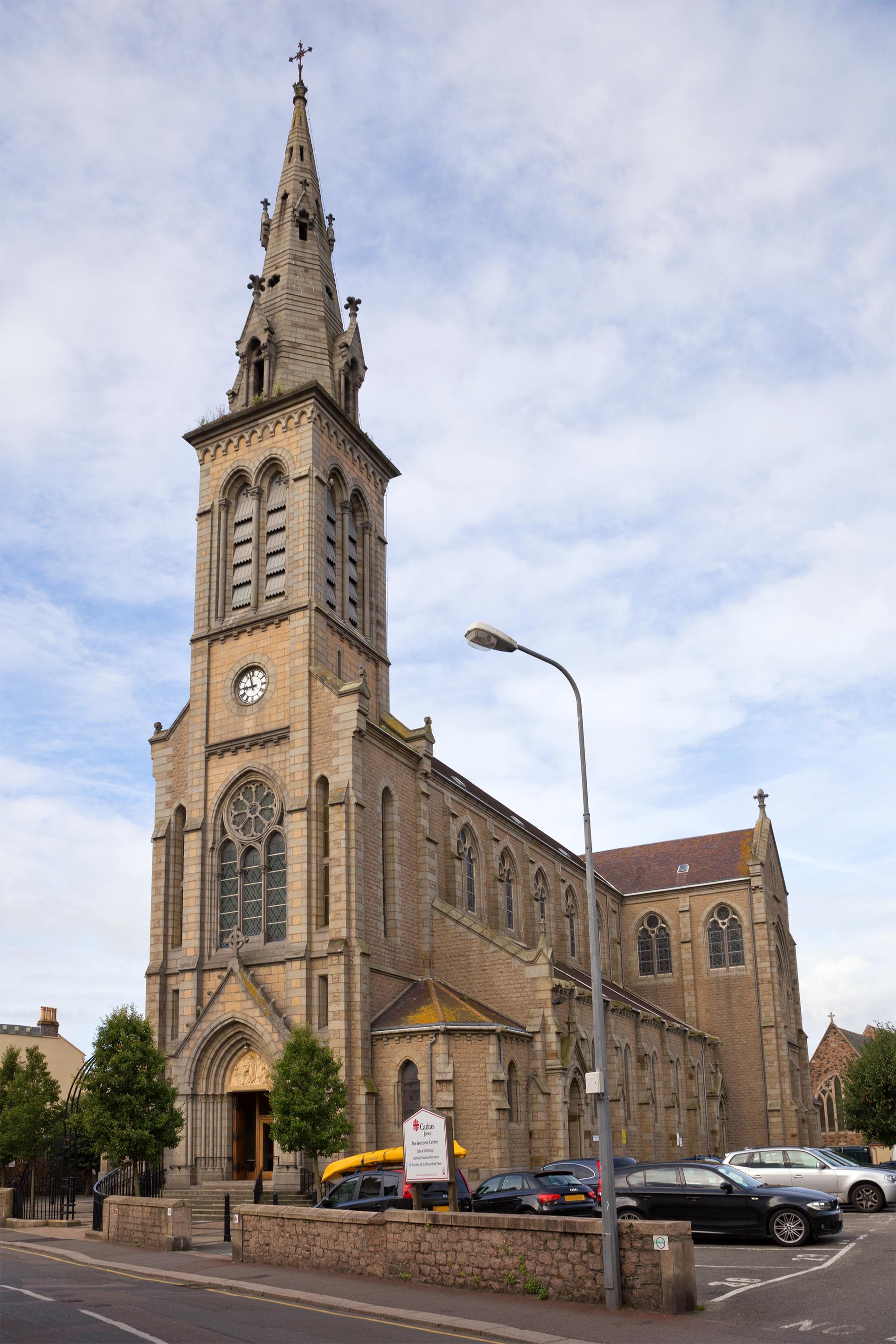 Saint Thomas Church, Jersey - Wikipedia