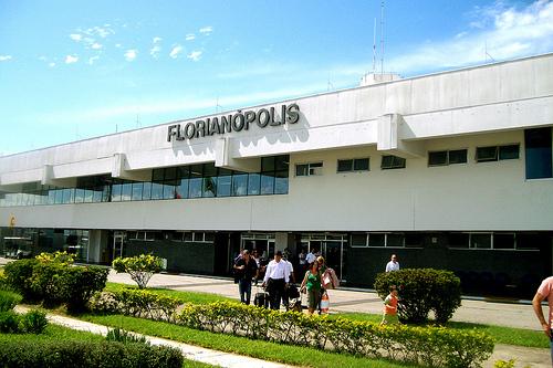 Hercílio Luz International Airport