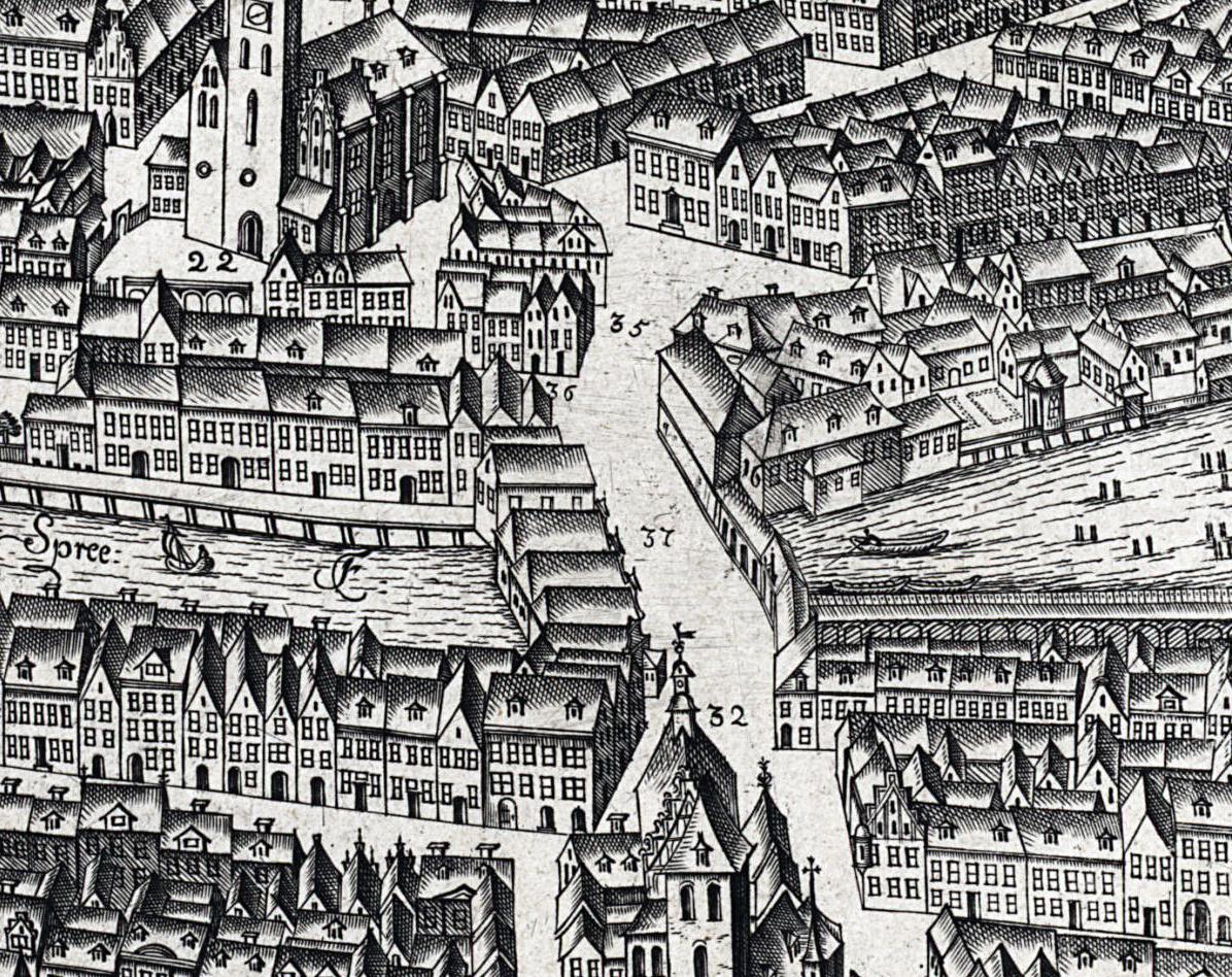 File:Schultz Berlin 1688 Mühlendamm jpg - Wikimedia Commons