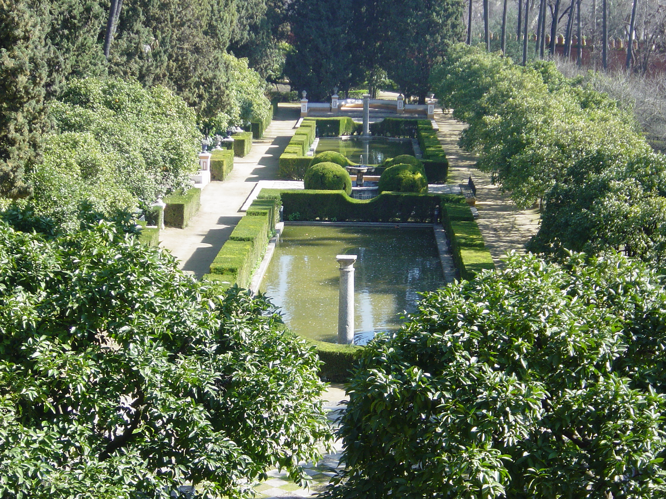 Jard n espa ol wikiwand for Jardin spanish