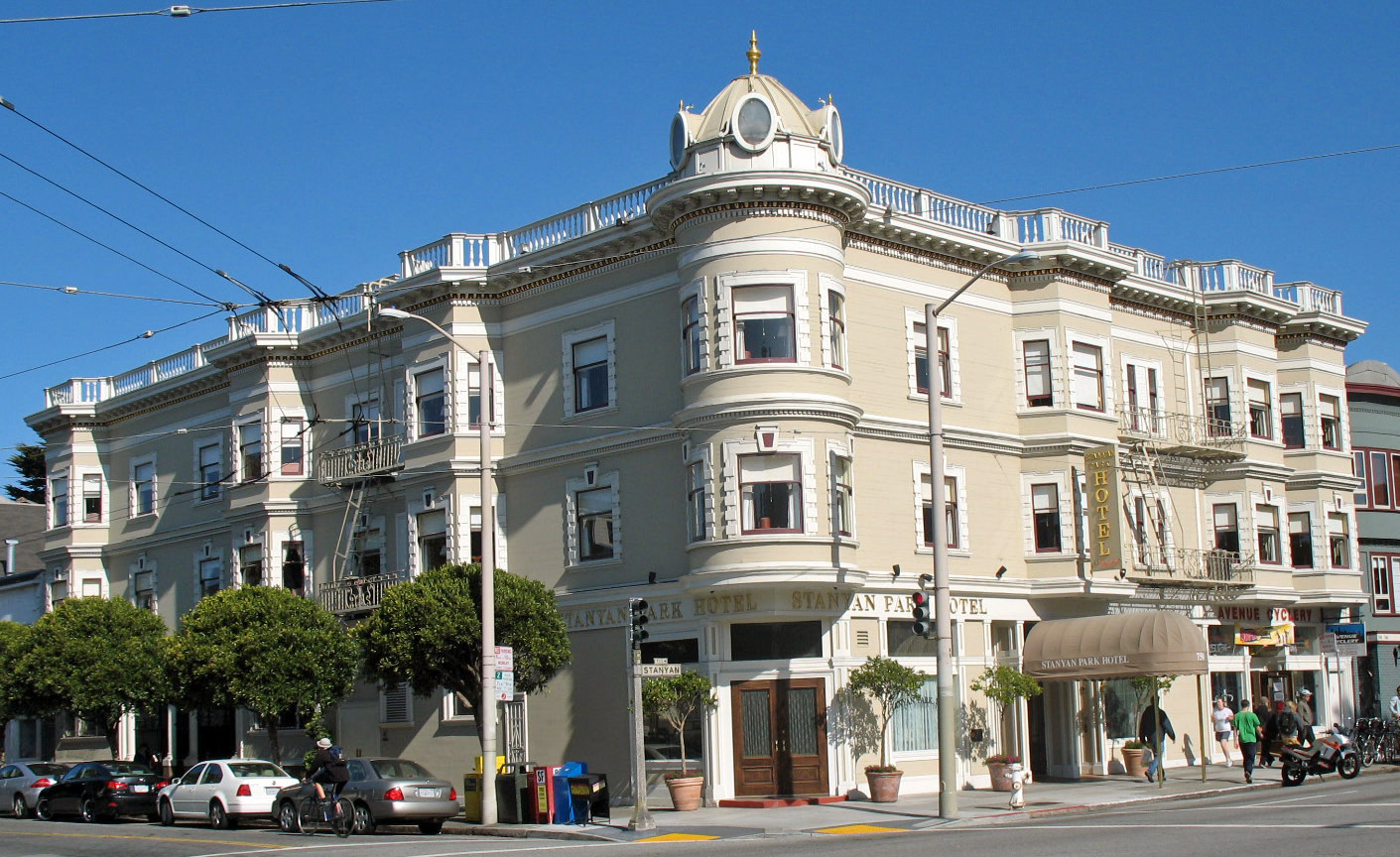 Hotel San Francisco Naples