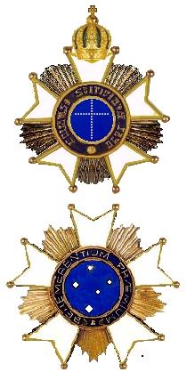 File:Sterren van twee Braziliaanse Orden.jpg