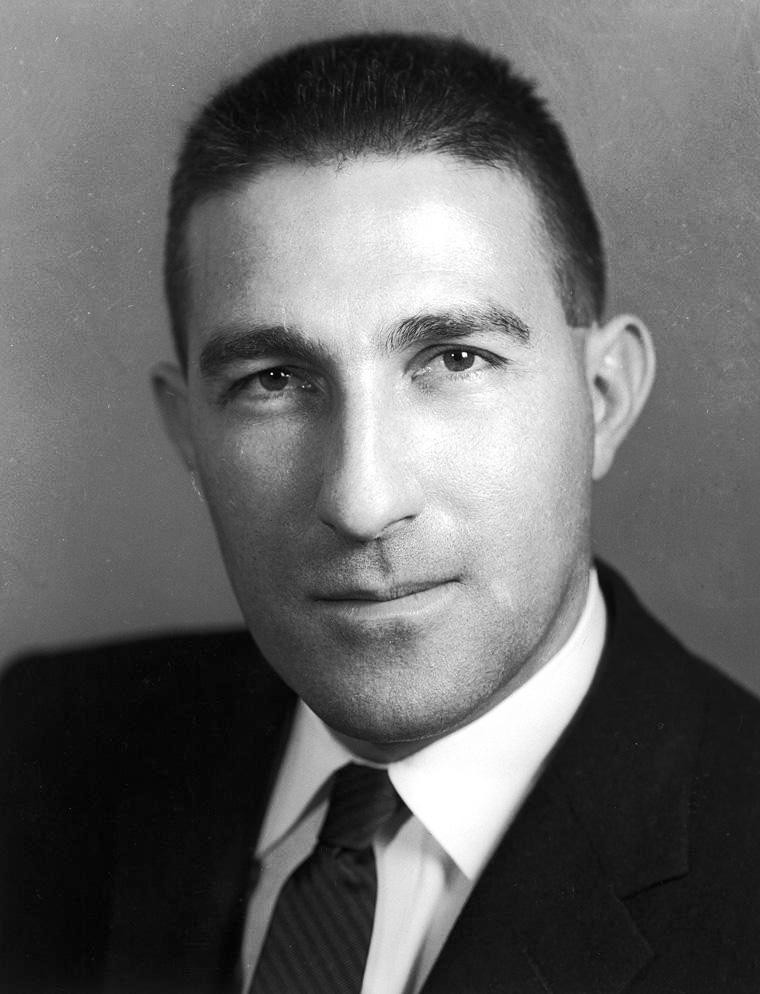 Portrait of Stewart Udall