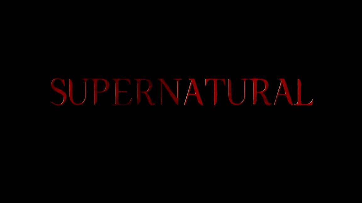 Supernatural wikipedia - Supernatural season 8 title card ...