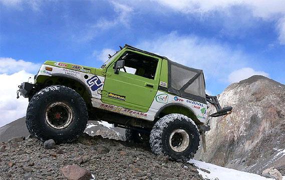 Suzuki Samurai Full Hydro Steering