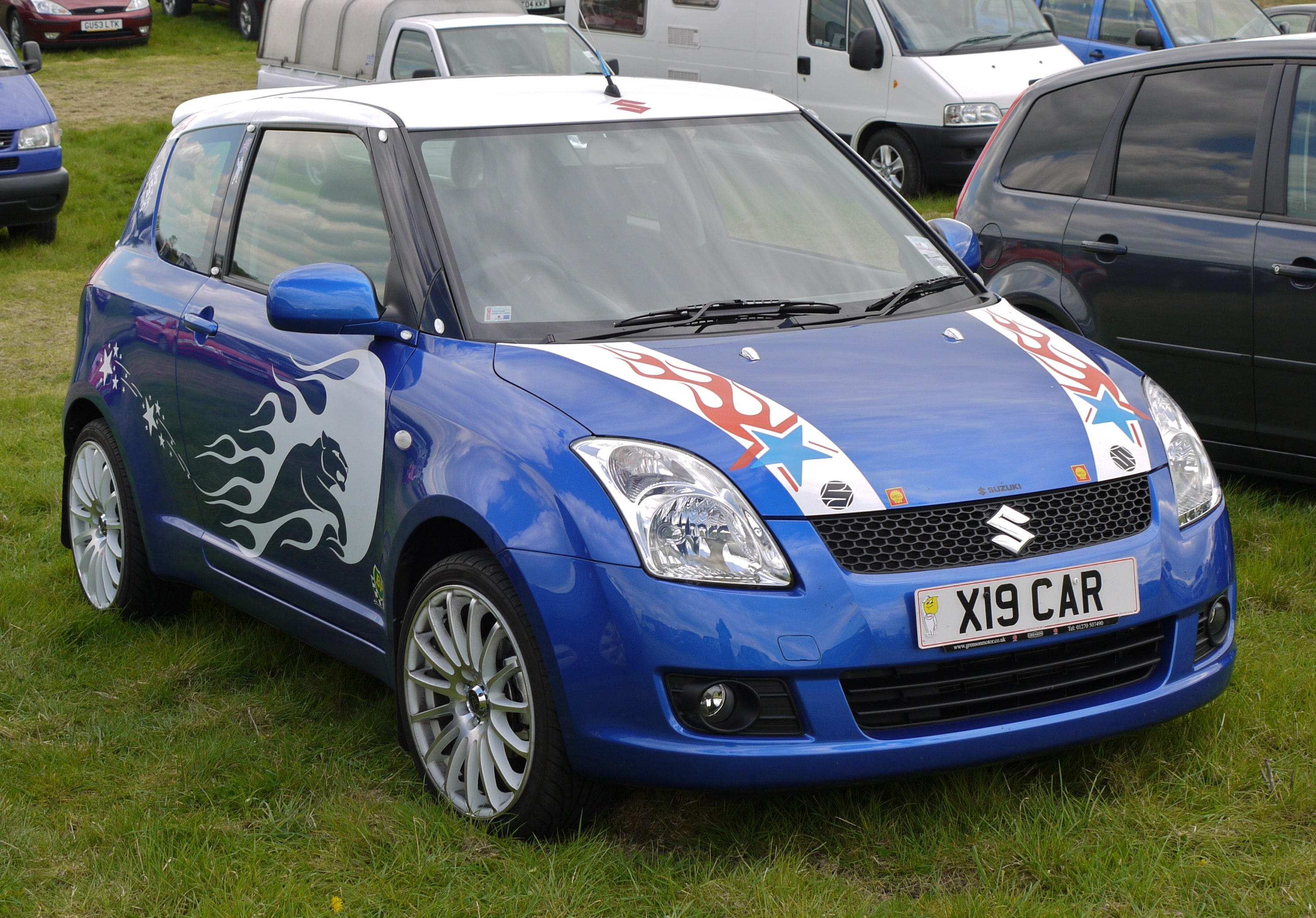 Suzuki Swift Sport Second Hand