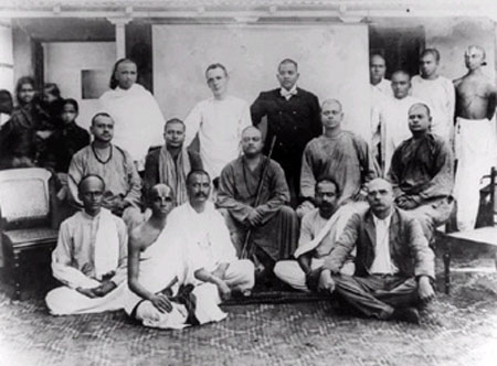 Swami Vivekananda at Chennai 1897