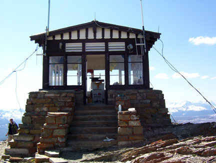 swiftcurrent fire lookout wikipedia