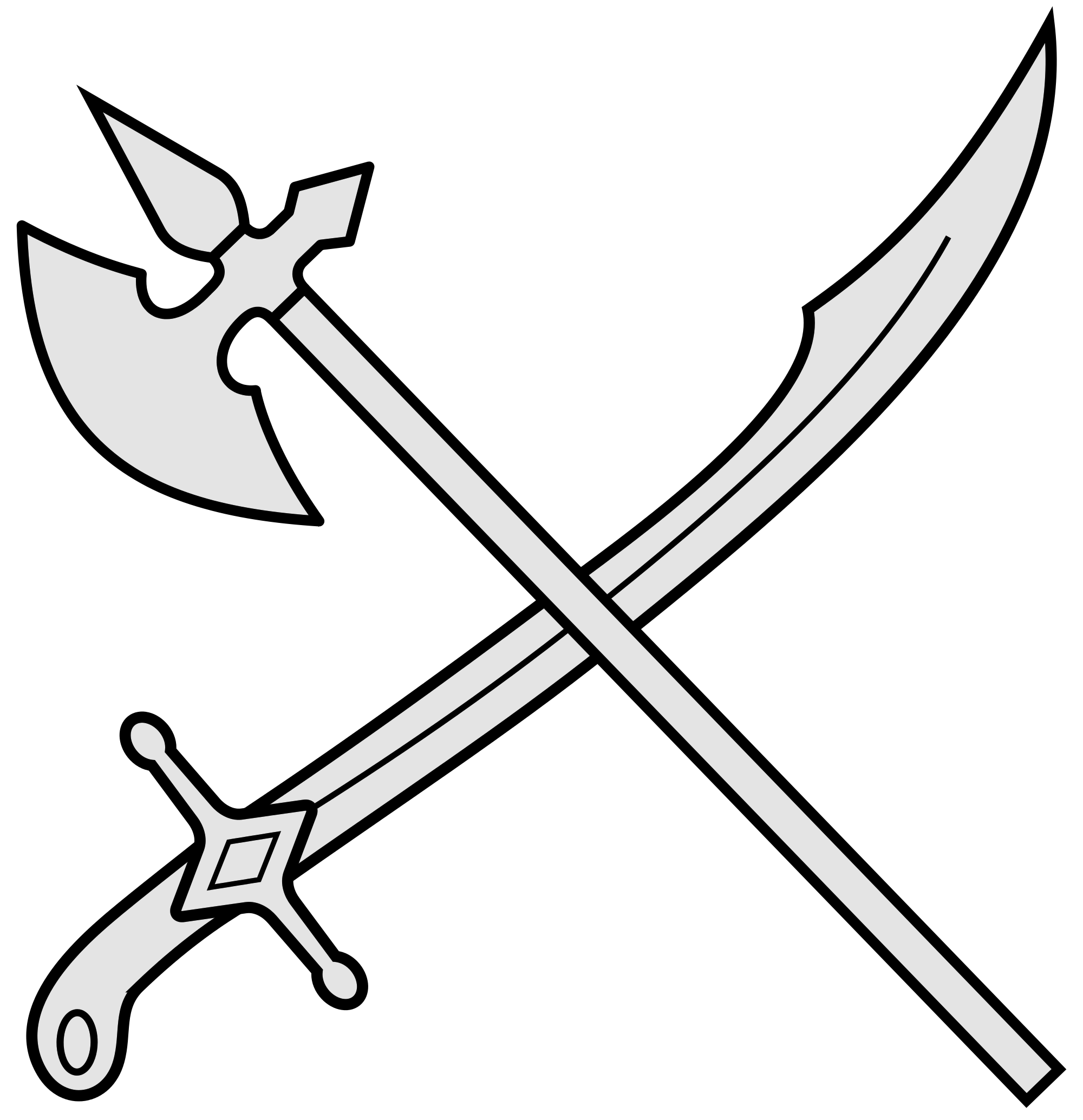 Edged and bladed weapons - Wikipedia