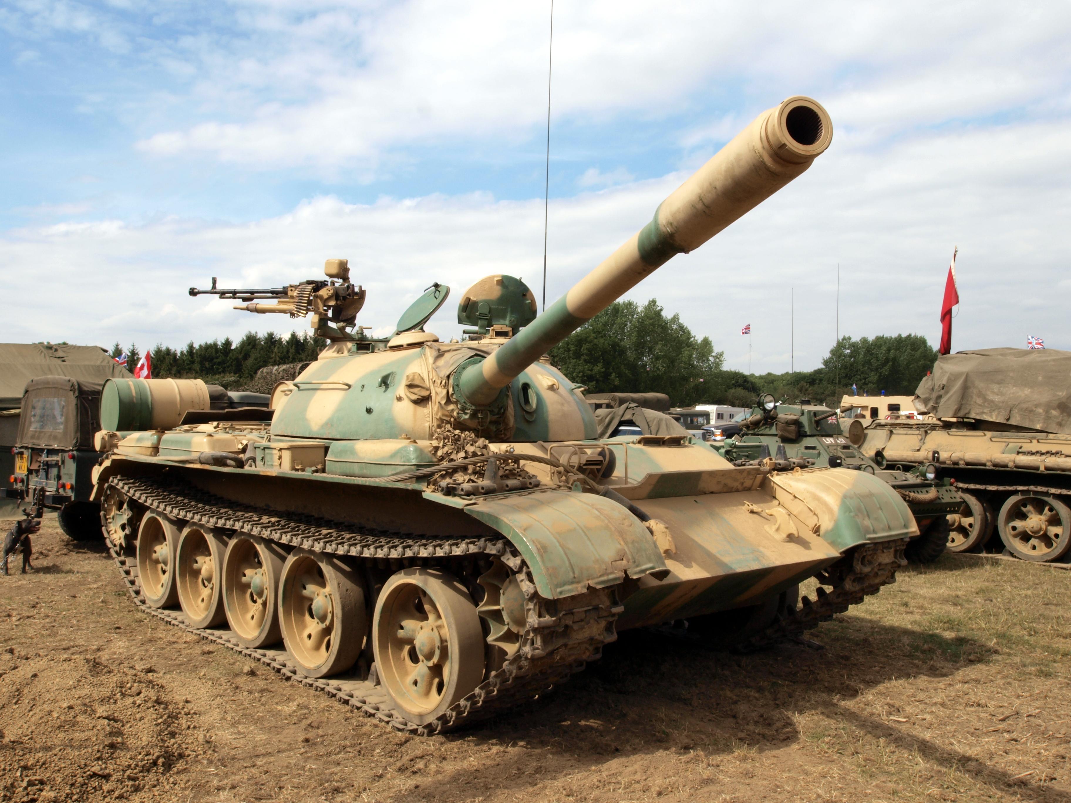 Type 59 tank