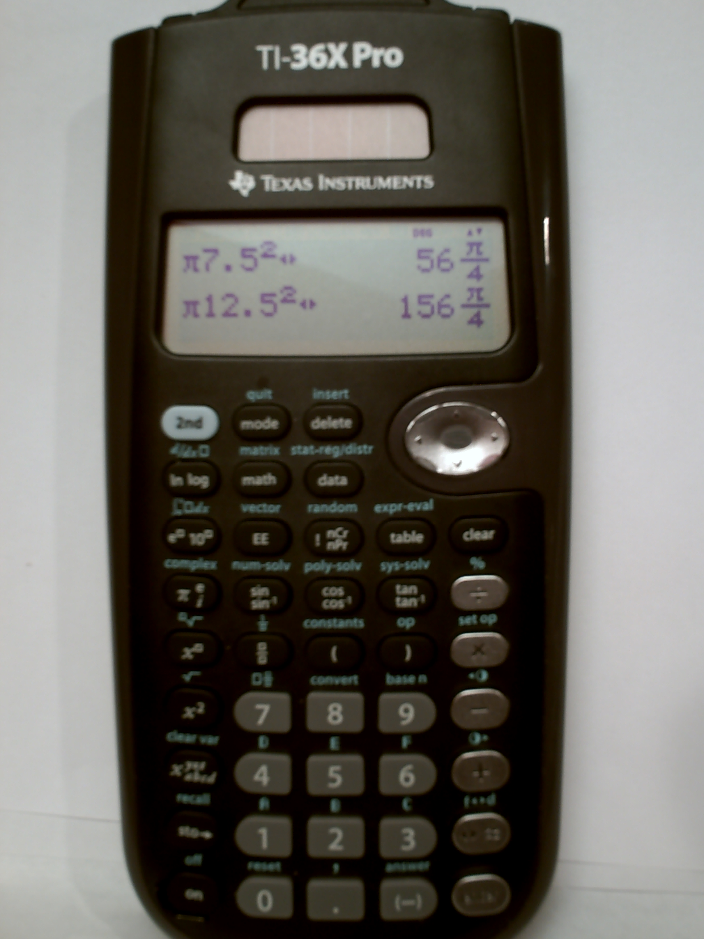 Replace Venerable Ti 36x Solar Calculator Avr Freaks