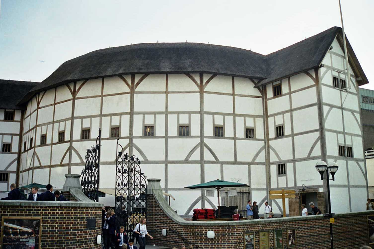 Shakespeare's Globe Theatre Summary