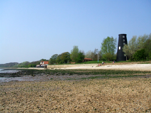 The Foreshore, Humber Bridge Country Park - geograph.org.uk - 1259511
