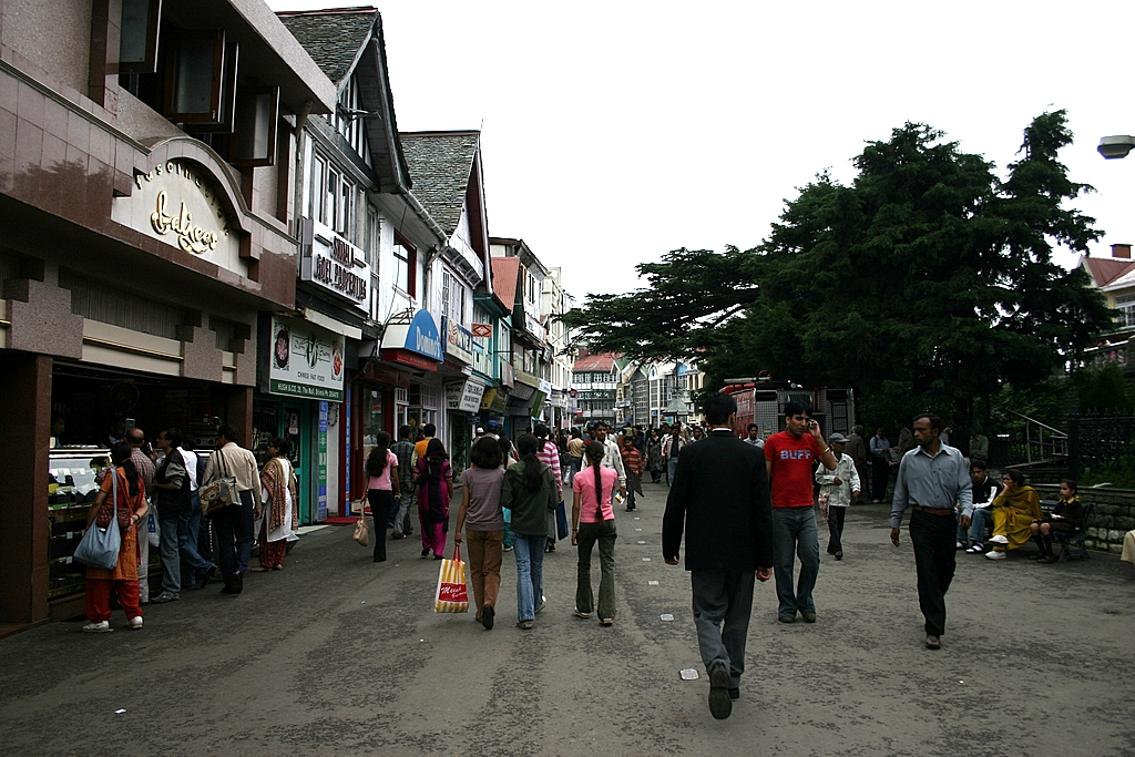 Kufri in Shimla is a tourist attraction