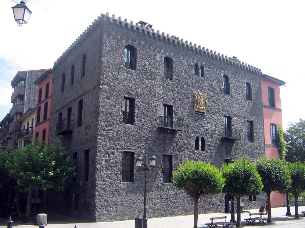 Nobleza Española - Página 20 Torre_Idiaquez