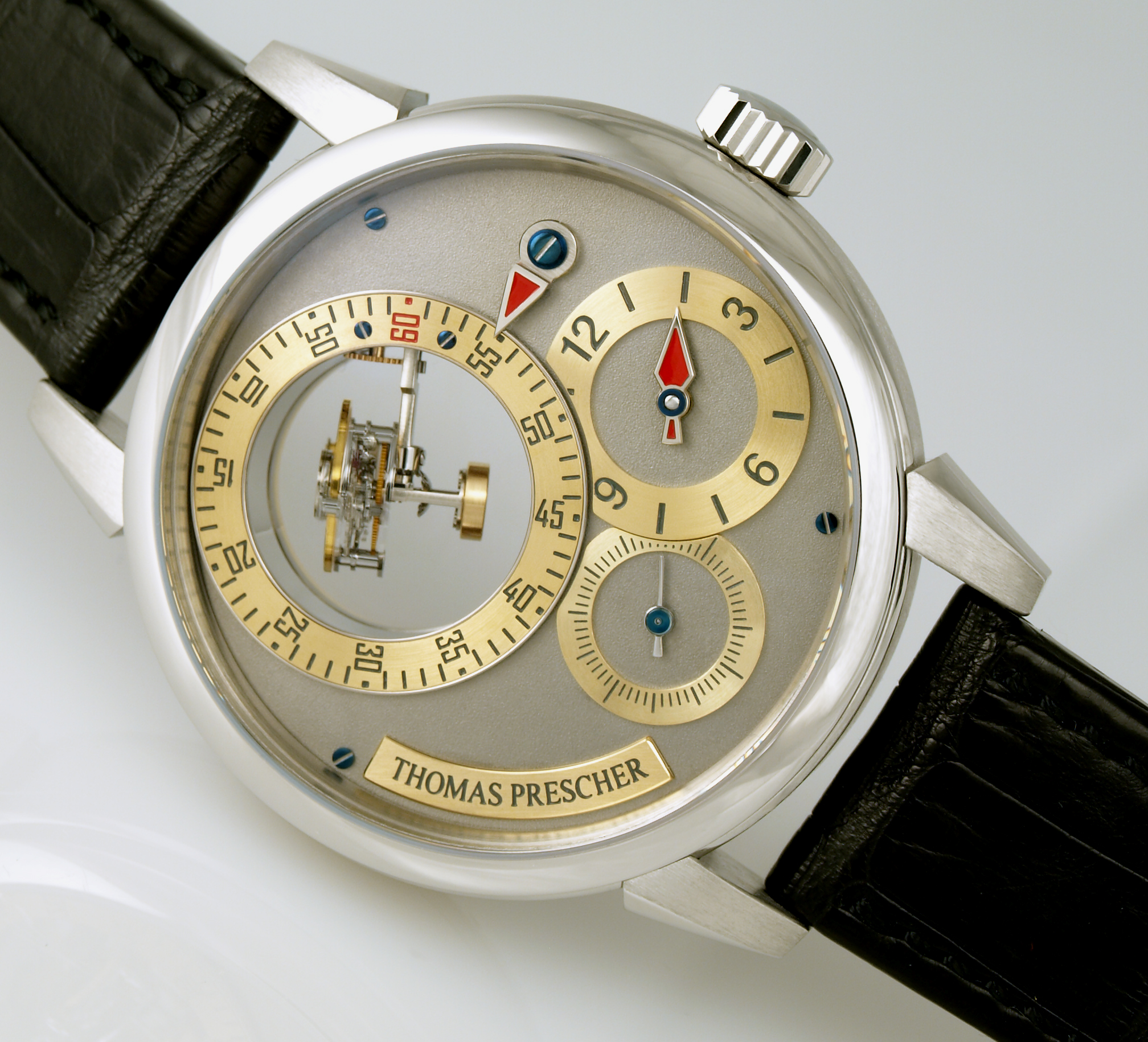 Tourbillon, Thomas Preshcer, Watch Parts, Watch Functionality, SIlver Watch, Watch History
