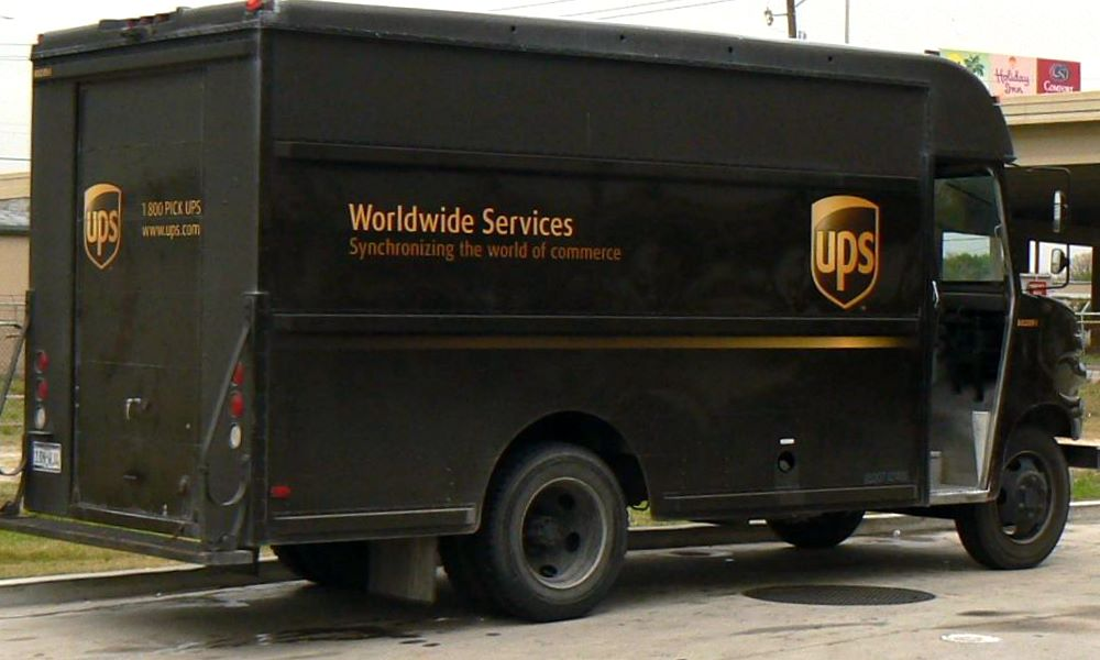 The UPS truck is seen as a symbol of stolidity, but that doesn't ...